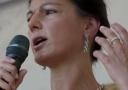 Сара Вагенкнехт: «Нет» американским базам и «да» сближению с Россией!